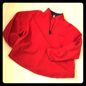 Classic Vintage Old Navy Fleece Pullover S…